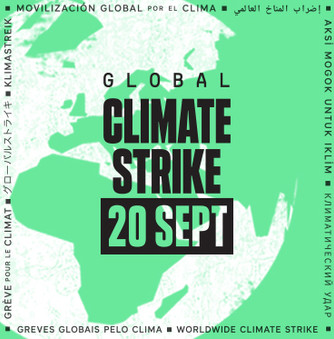 YourVoice4OurPlanet - Klimastreik in Ludwigsburg