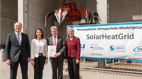 Stadtwerke LB-KW bekommen über 10 Millionen Förderung für Solarthermieprojekt