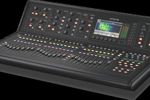 32 kanaals PA band set + monitor mix full size