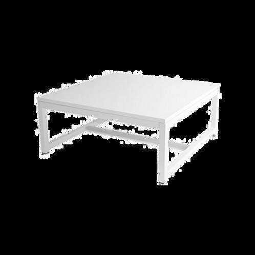 Kubo loungetafel wit