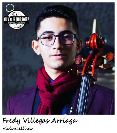 Fredy Villegas Arriaga