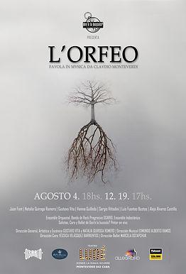 orfeo en argentina dov'è la bussola? teatro asturias