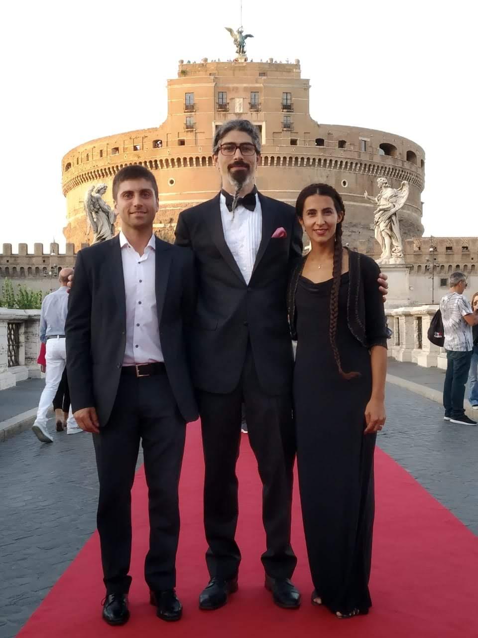Dové la bussola? in Roma