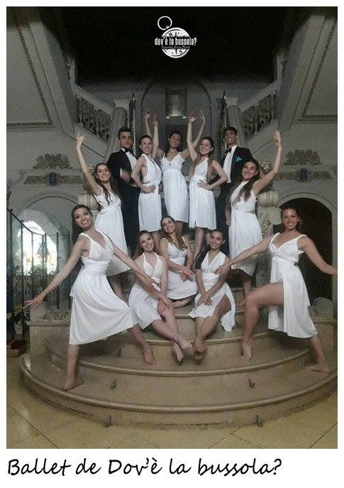Ballet de Dov'è la bussola?