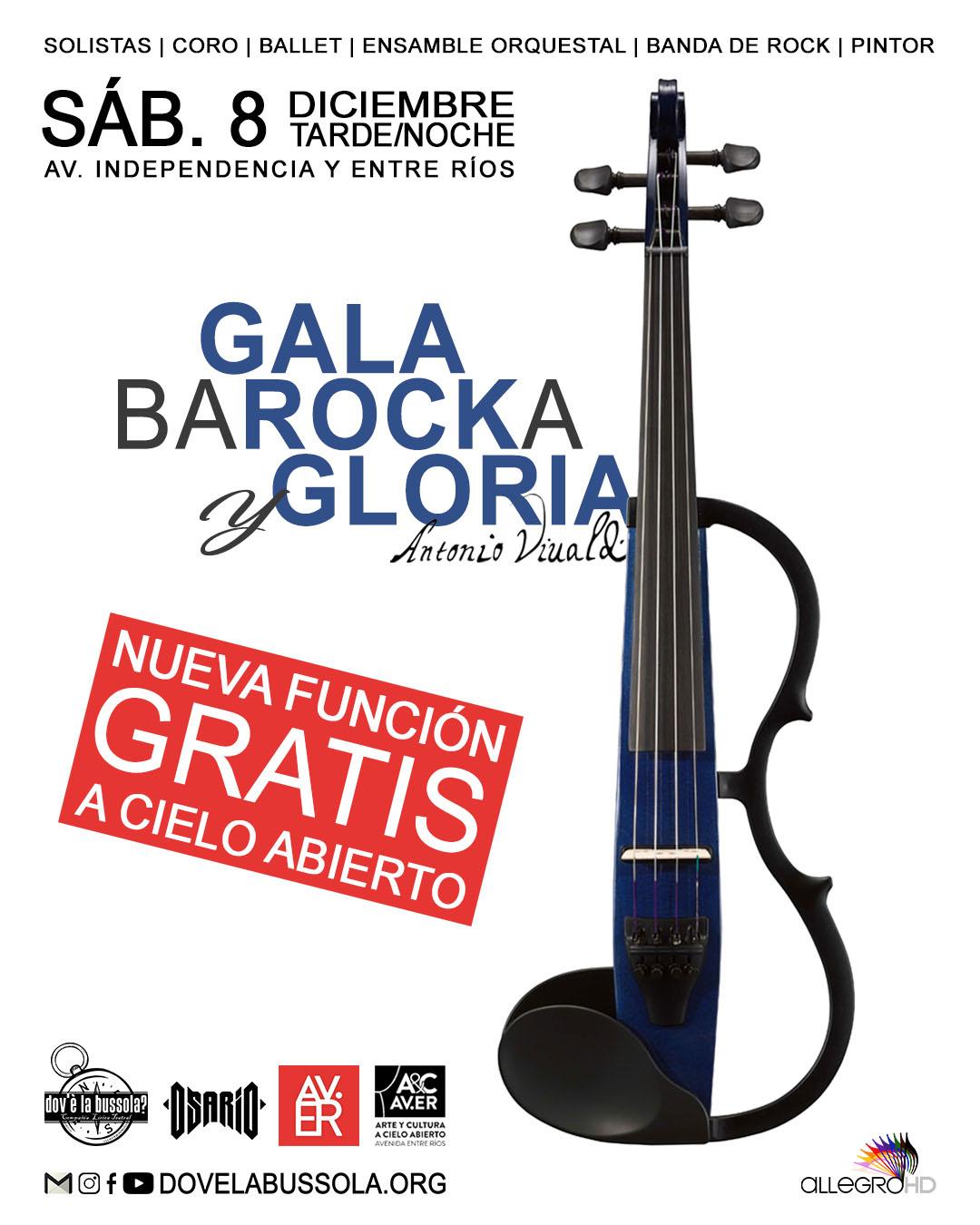Gala baROCKa y Gloria