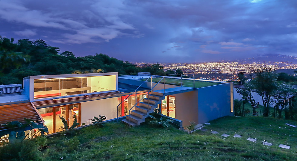 Casa Nonosi AIA Award winning home in Costa Rica featured in Dwell