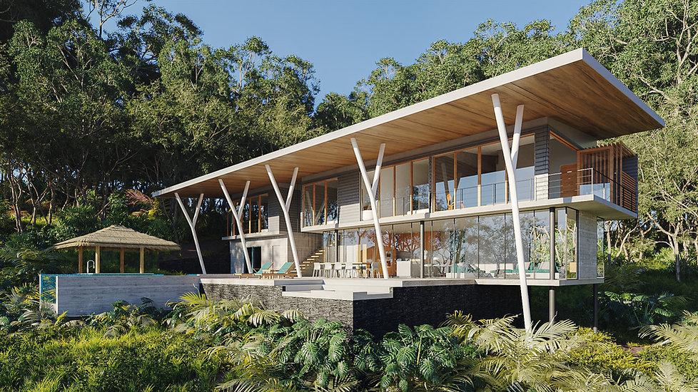Tropical Modern Design in Costa Rica