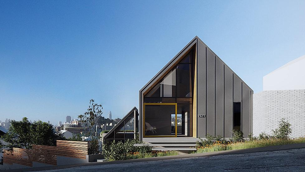 San Francisco Farmhouse Design - Modern Architecture Design in San Francisco