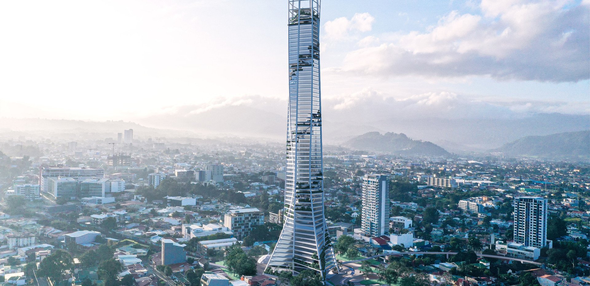 Inverse Project Bicentenial Tower
