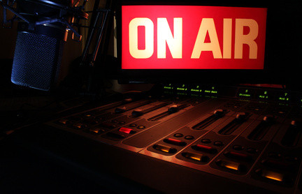 On-Air Radio Panel
