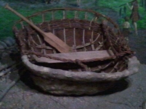 the ancient irish coracle