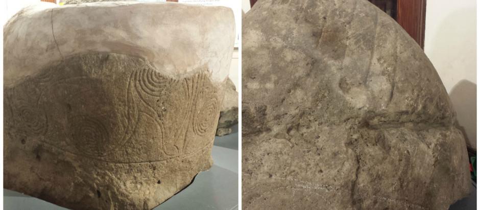Of Iconic Stones and Irish Gods