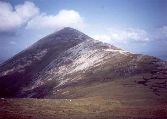 Croagh Patrick. Attribution: Bart Horeman