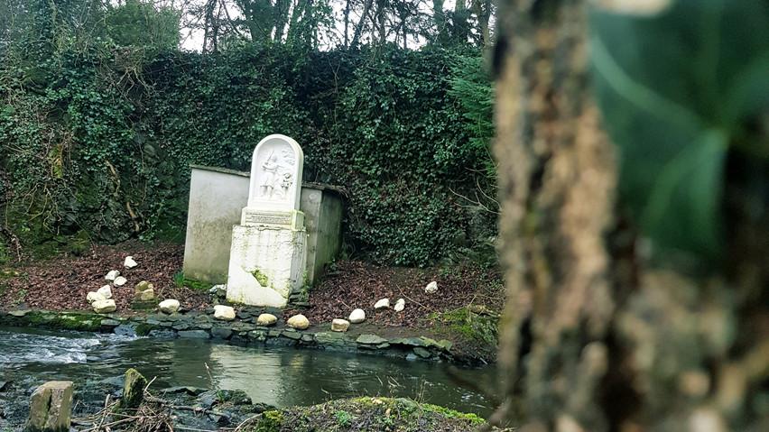 St Dymphna's Well, Co. Cavan