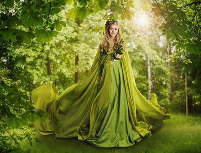 Brigid, Queen of Imbolc