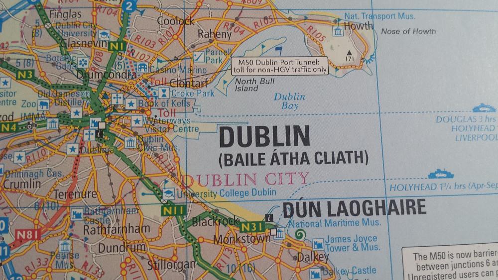 Dublin - Baile atha Cliath