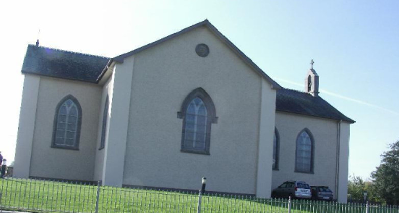 Church at Tulsk, named after Eithne and Fidelma
