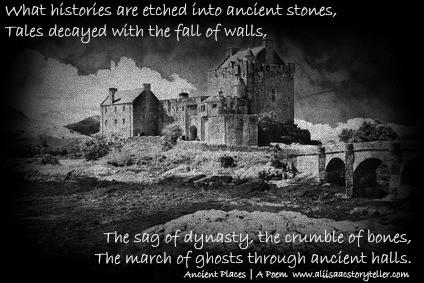 Ancient Places | A Poem