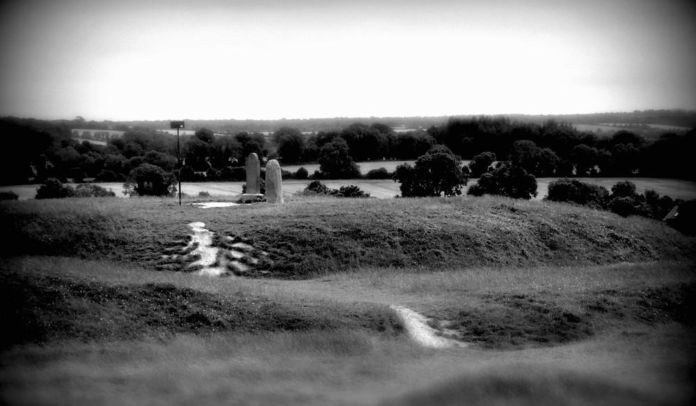 The Hill of Tara. (c) Ali Isaac