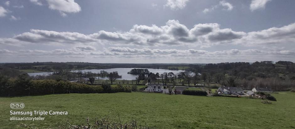 mullagh hill | saints, scenery, & sonnets
