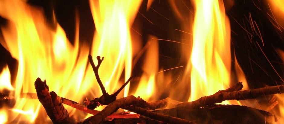 Irish Mythology | The Sacred Fires
