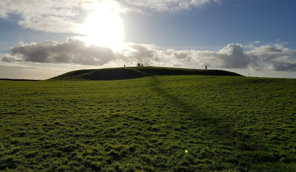 Medb's Fort at Cruachan.