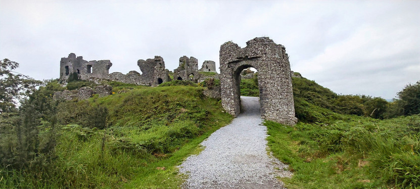 Approaching the gateway