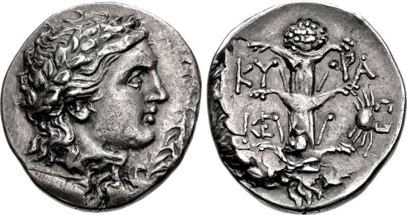 By Classical Numismatic Group, Inc. http://www.cngcoins.com, CC BY-SA 3.0, https://commons.wikimedia.org/w/index.php?curid=60068525