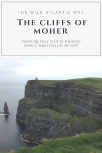 The cliffs of moher & the wild atlantic way