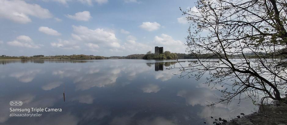 the floating castle of co. cavan
