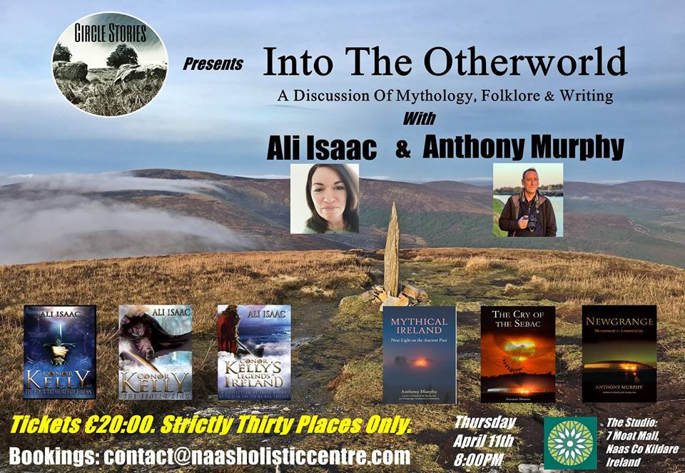Poster for Into the Otherworld: A Discussion of Mythology, Folklore, and Writing