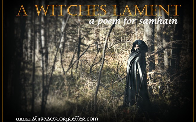 A Samhain Poem | The Princess on the Hill