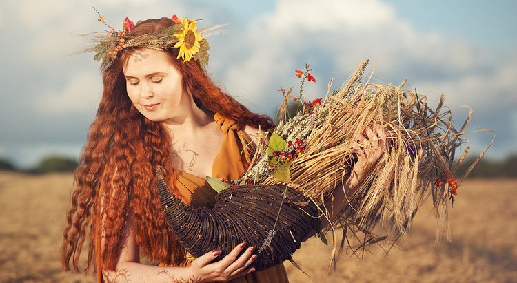 lughnasadh, a celebration of fertility?