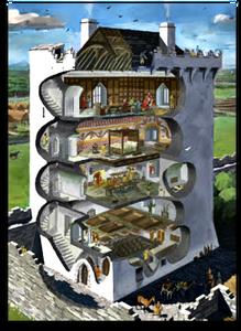 Tower Interior (c) JG O'Donoghue,