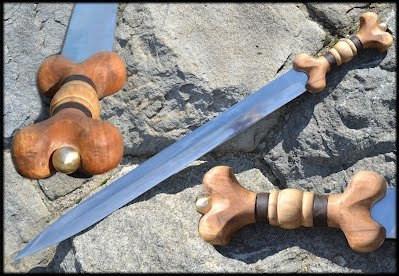 Replica of a Bronze Age Sword