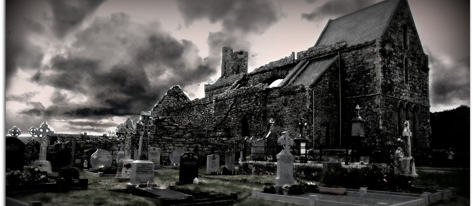 corcomroe abbey | the wild atlantic way