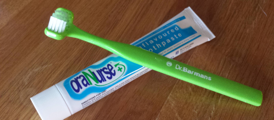 More than just a Toothbrush