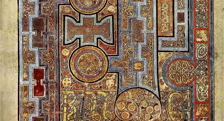 where do you go to see the book of kells?