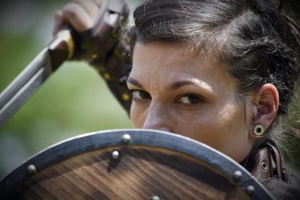 macha, warrior-queen or sovereignty goddess?