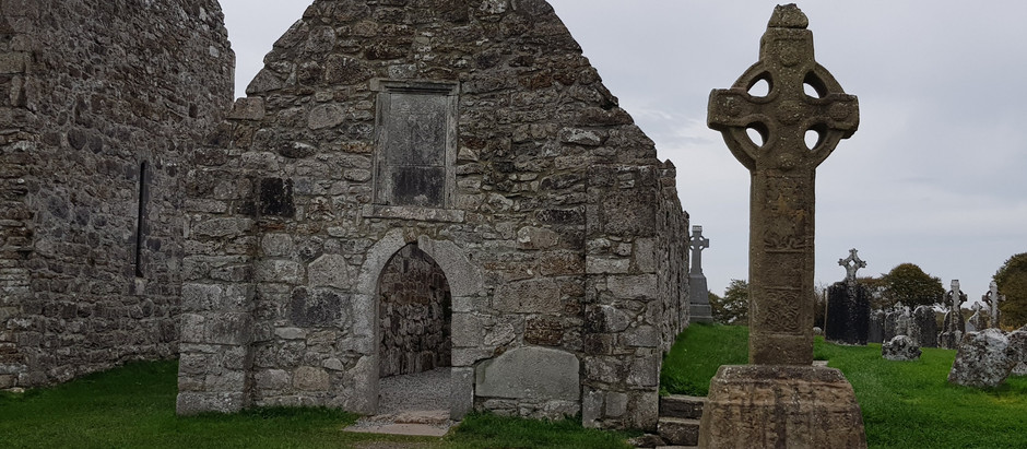 Planning Your Visit to Ireland? The Iconic Irish High Cross