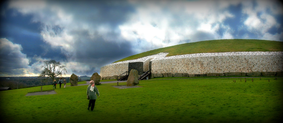controversy at newgrange