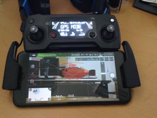 Usar el Histograma para mejores mapas con Drone