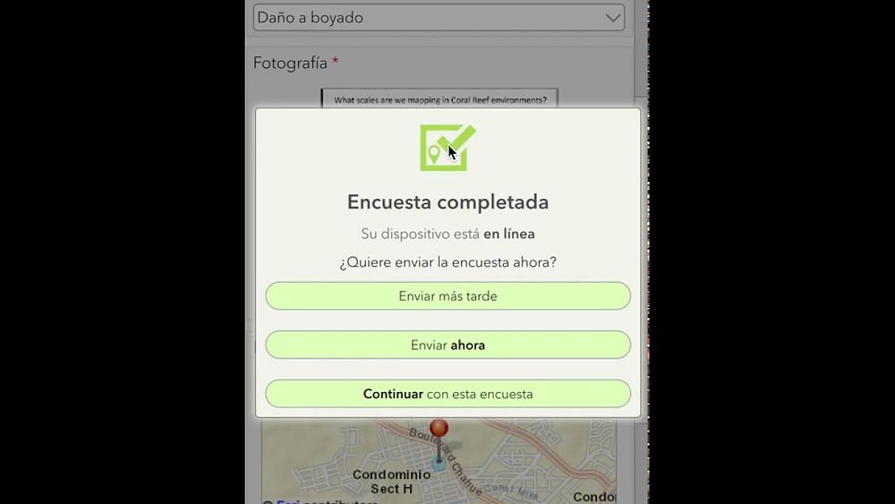 Base de GEo encuesta para web mapping SIGALT ANP