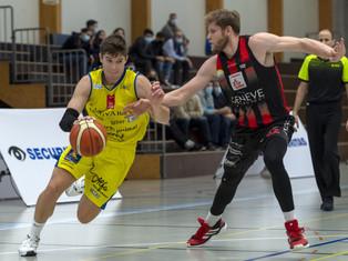 SB League Day 7: Les Lions enchaînent à Bâle