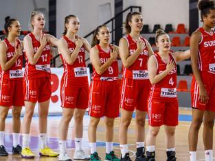 FIBA U20 women's European Challengers : Le programme des suissesses
