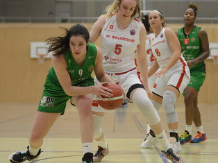 Deux premières arrivées à Genève Elite Basket
