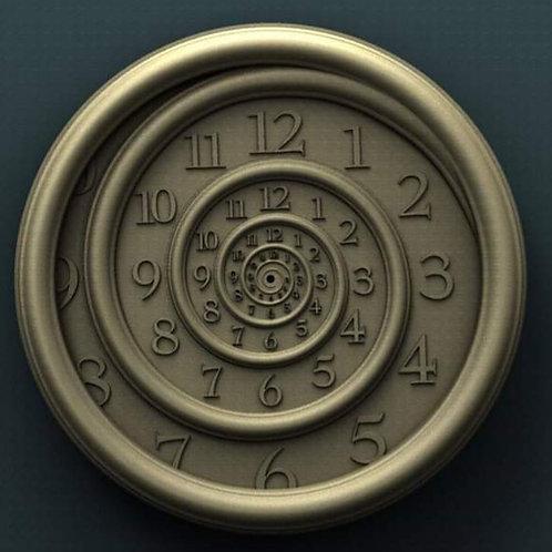 Tiime Warp Clock