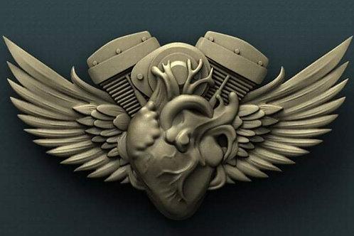 Heart & Wings