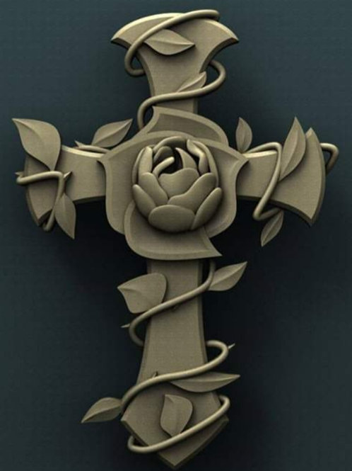 Rose & Cross