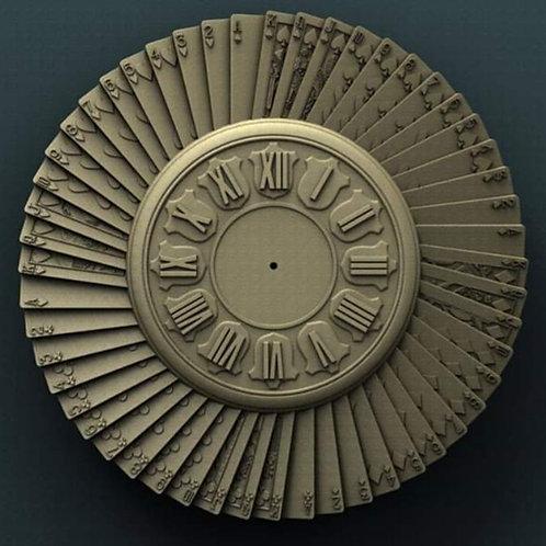 Clock & Cards